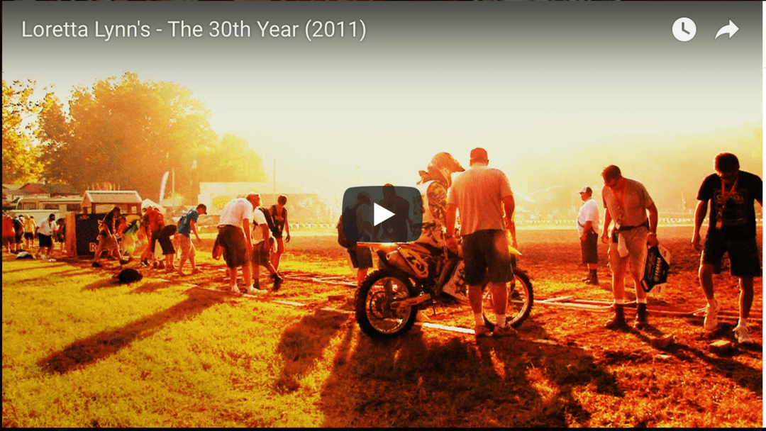 MXPTV Loretta Lynn's 30th Anniversary Video