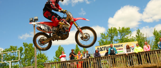Raceway Park Motocross Photos