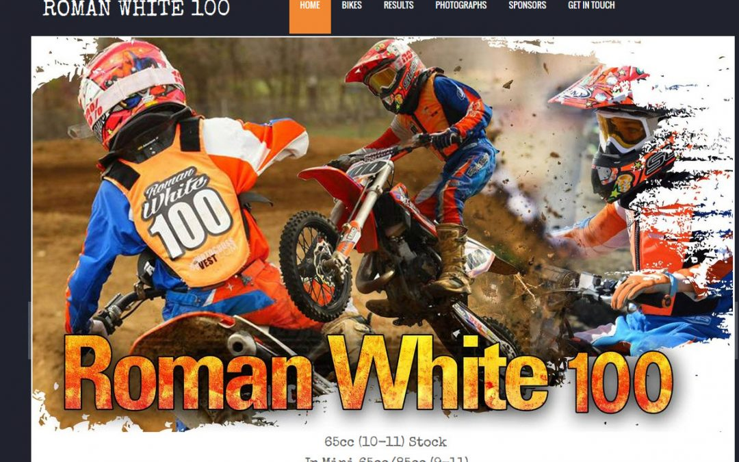 Racer Marketing Quick Tip – Your Own Website