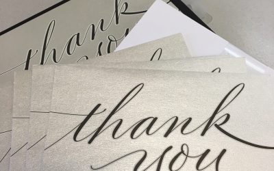 The Art of the Thank You