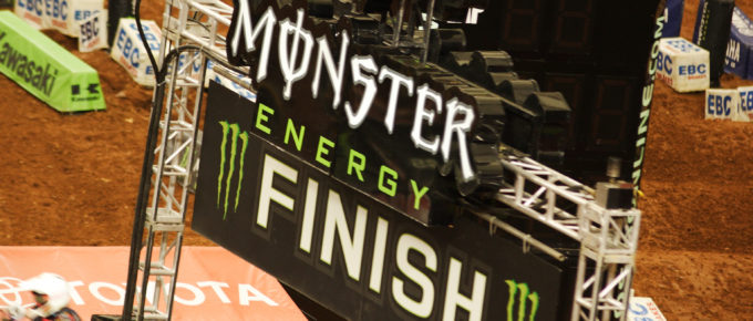 Local Riders at Monster Energy Cup