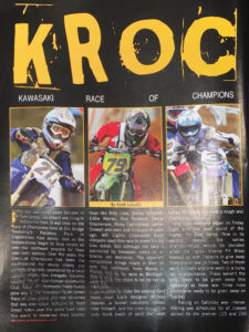 A Look Back at Published Work- KROC 2006