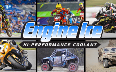 I've Joined the Engine Ice Hi-Performance Coolant Team