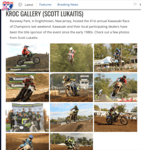 Published Work – RacerX KROC 2017