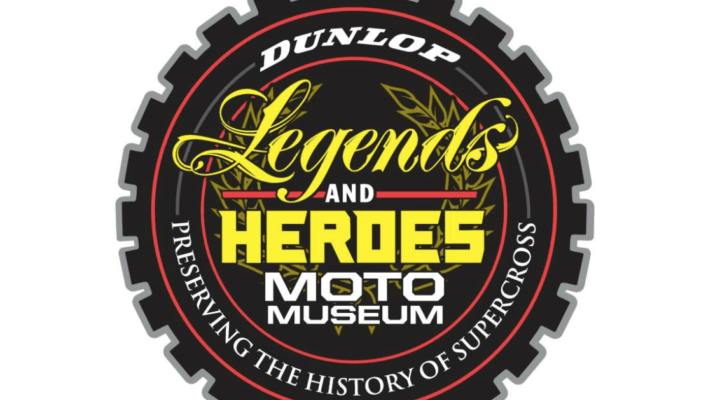Legends and Heroes Tour to Honor Motocross and Supercross Legend Bill West at the Tampa Supercross this Weekend