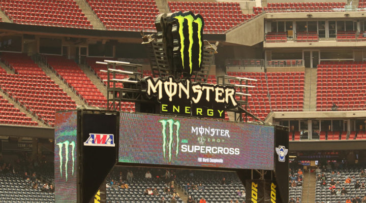 Feld Announces VIP Experiences for Supercross