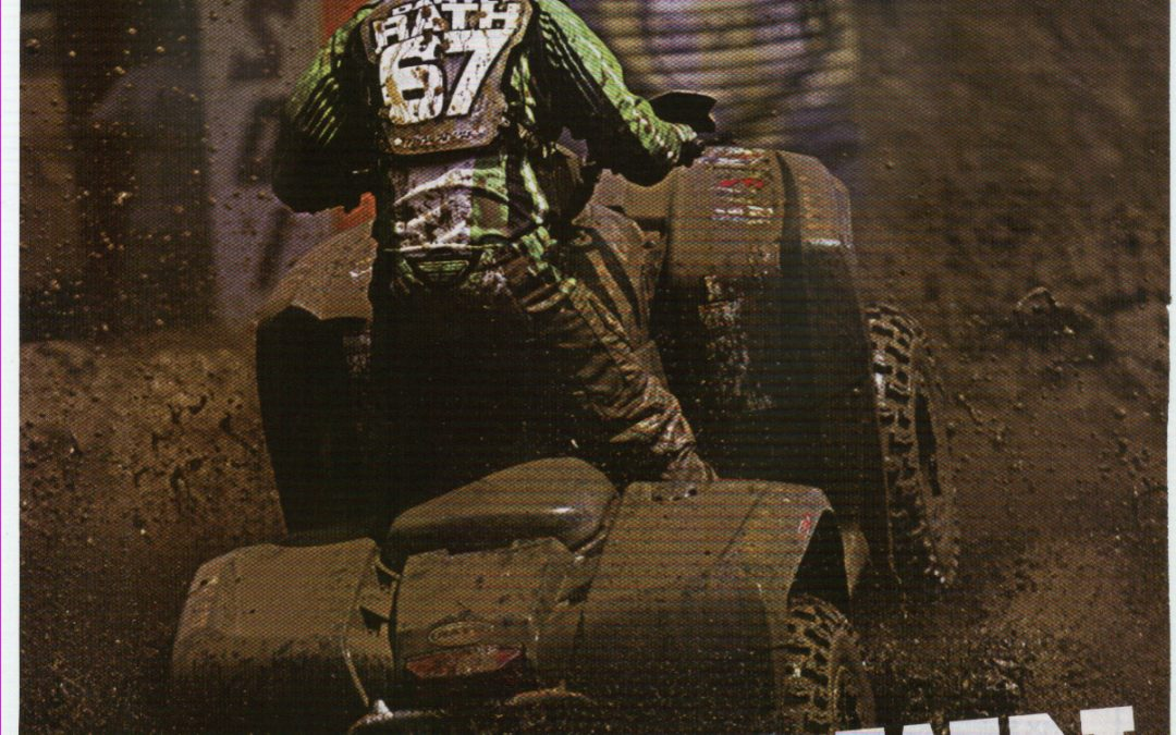 A Look Back at Published Work  – ATV Sport December 2006