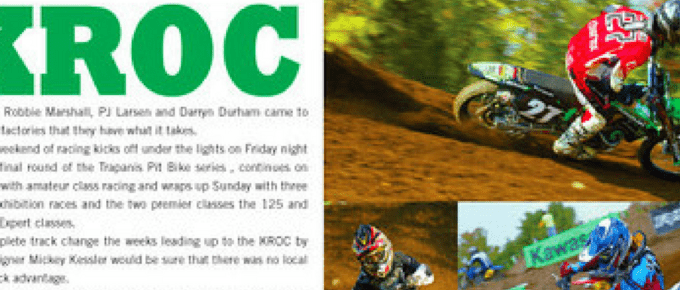 Published Work Flashback – KROC 2007