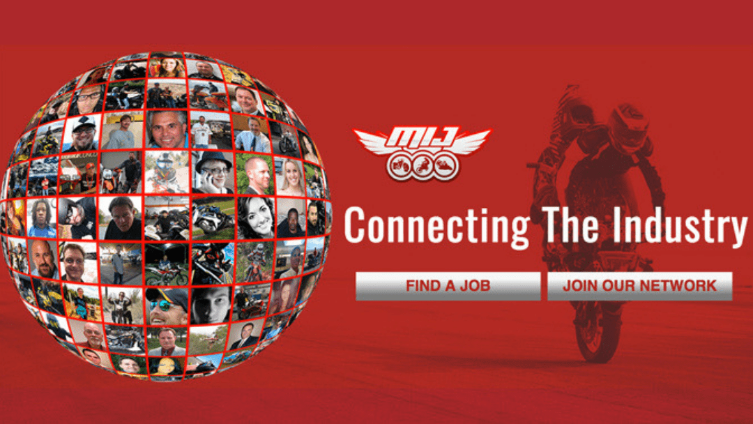MotorcycleIndustryJobs.com and ACTION Recruiting form Alliance to Help Boost the Powersports and Motorcycle Industry