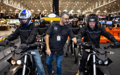 Discover the Ride Expands Beyond the Motorcycle Industry to the Dallas-Fort Worth Auto Show