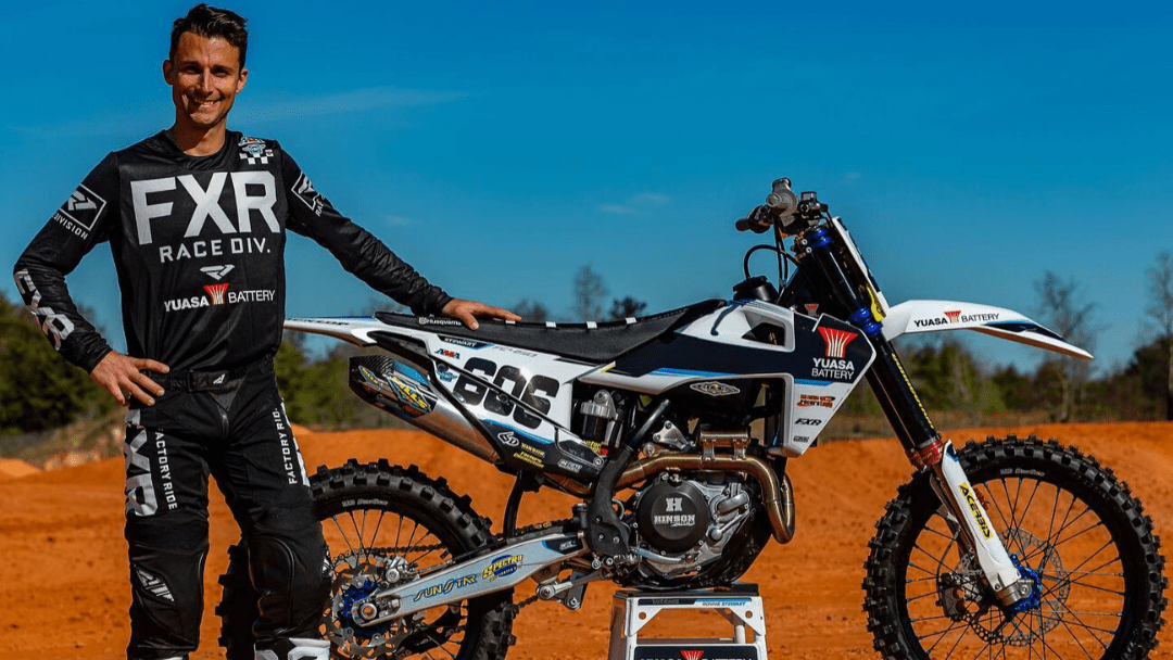 Ronnie Stewart Racing and Thundercross Associates Form New Partnership