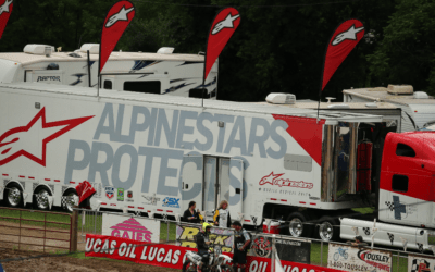 Behind the scenes with the Alpinestars Mobile Medical Unit