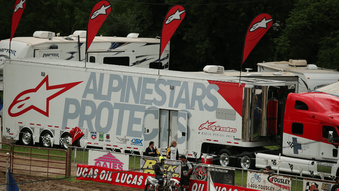 alpinestars mobile medical unit