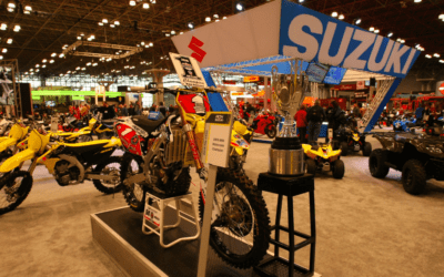 Suzuki Restructures Motorcycle and Marine Division