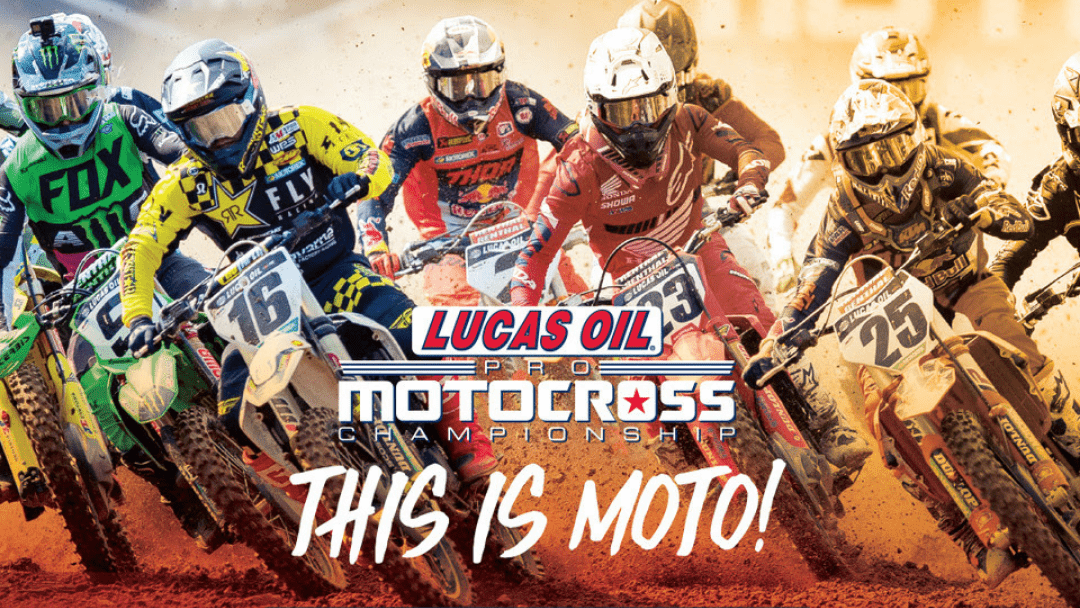 MX SPORTS PRO RACING ANNOUNCES 12-ROUND SCHEDULE FOR 2021 LUCAS OIL PRO MOTOCROSS CHAMPIONSHIP